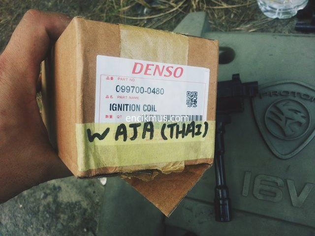 Denso Ignition Coil Proton Waja 4G18 (2)